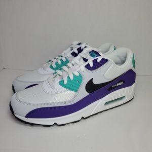 """New Nike Air Max 90 """"Grape"""""""
